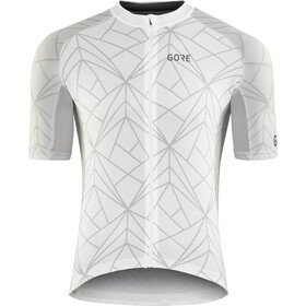 GORE WEAR C3 Jersey Herre white/light grey